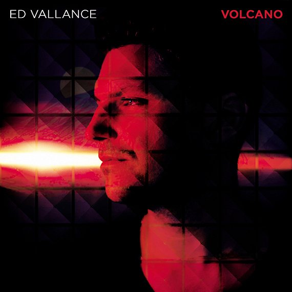ED VALLANCE - ALBUM COVER
