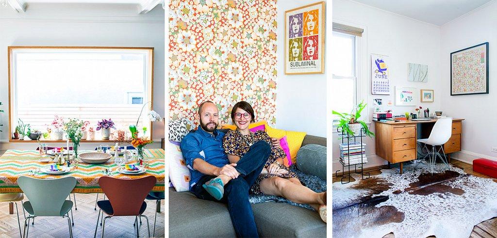 Niklas Arnegren and Jen Mankins - Brooklyn, NY