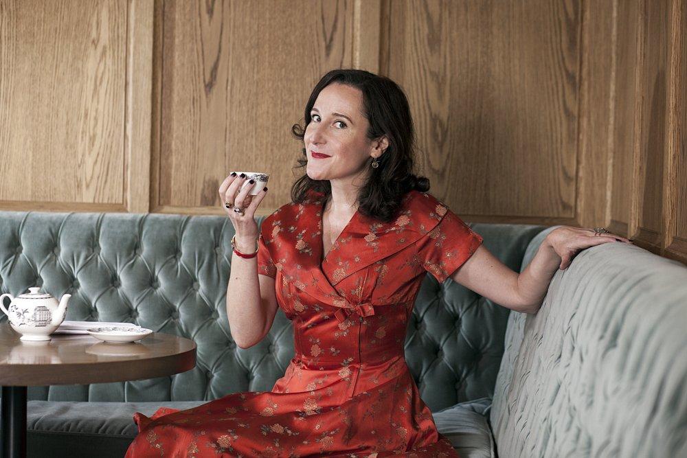 HENRIETTA LOVELL | TEA EXPERT
